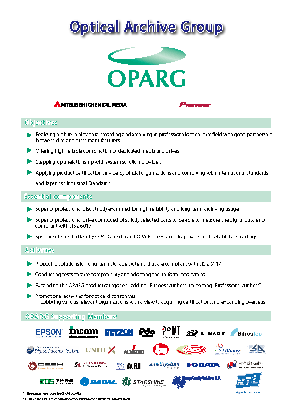 OPARG leaflet English Ver.